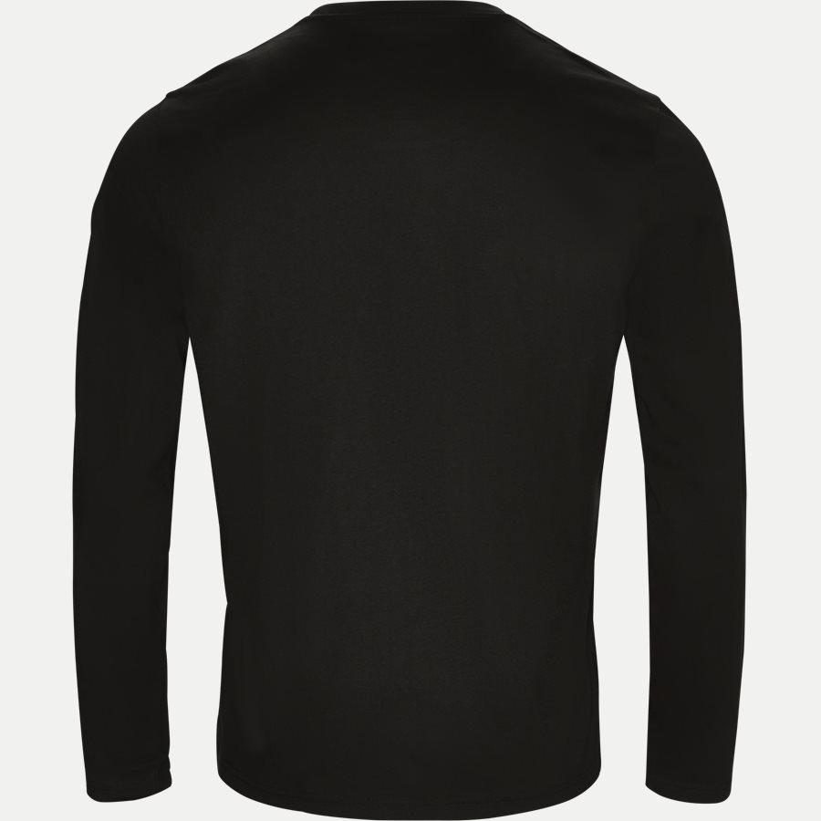 714513501 - Long Sleeve Crew Neck Classic Jersey - T-shirts - Regular - SORT - 2
