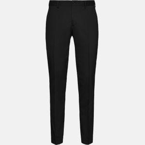 Herris bukser Slim | Herris bukser | Sort
