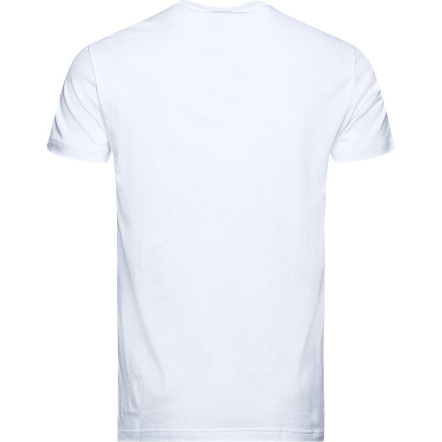 TH2038 TEE S/S - TH2038 TEE S/S - T-shirts - Regular - HVID - 2