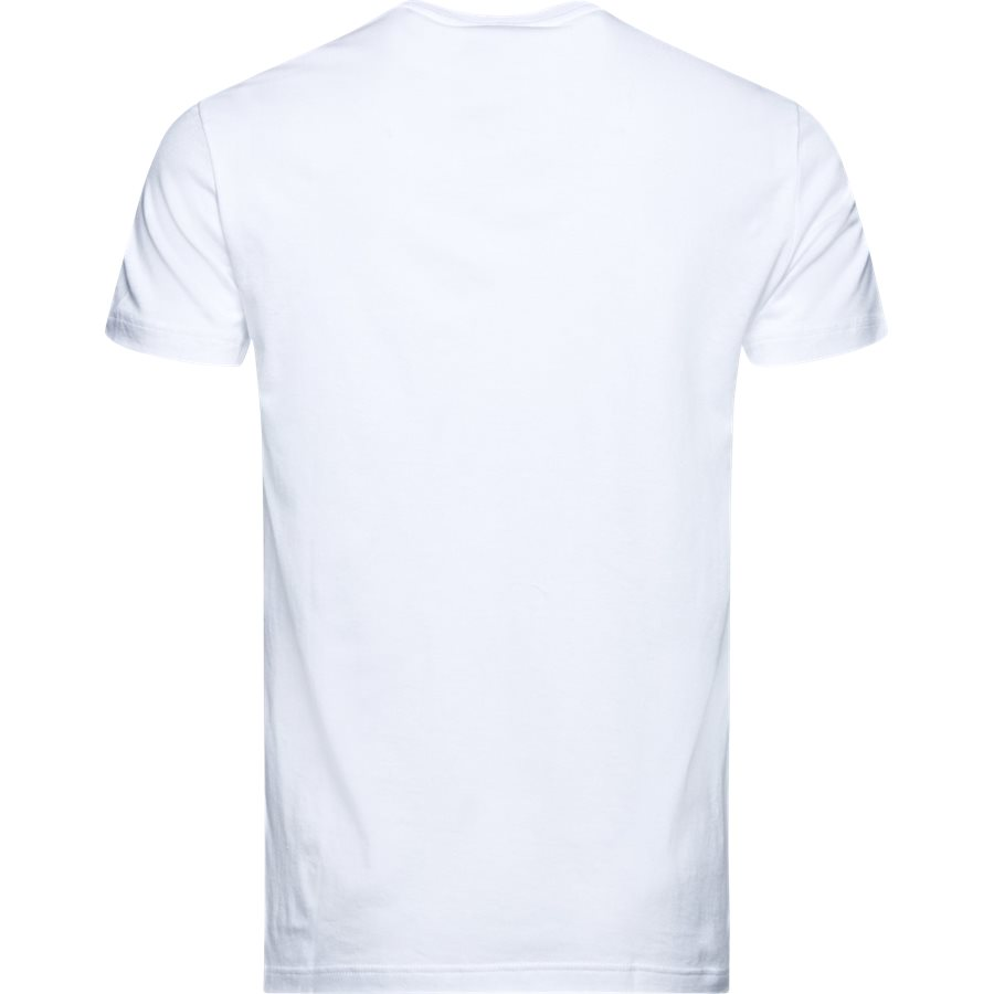TH2038 TEE S/S - TH2038  - T-shirts - Regular - HVID - 2