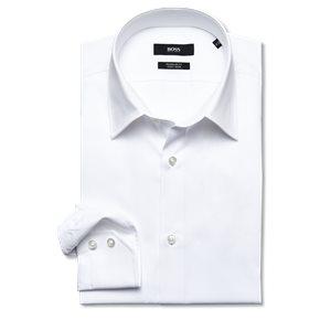 Enzo Skjorte Regular | Enzo Skjorte | Hvid
