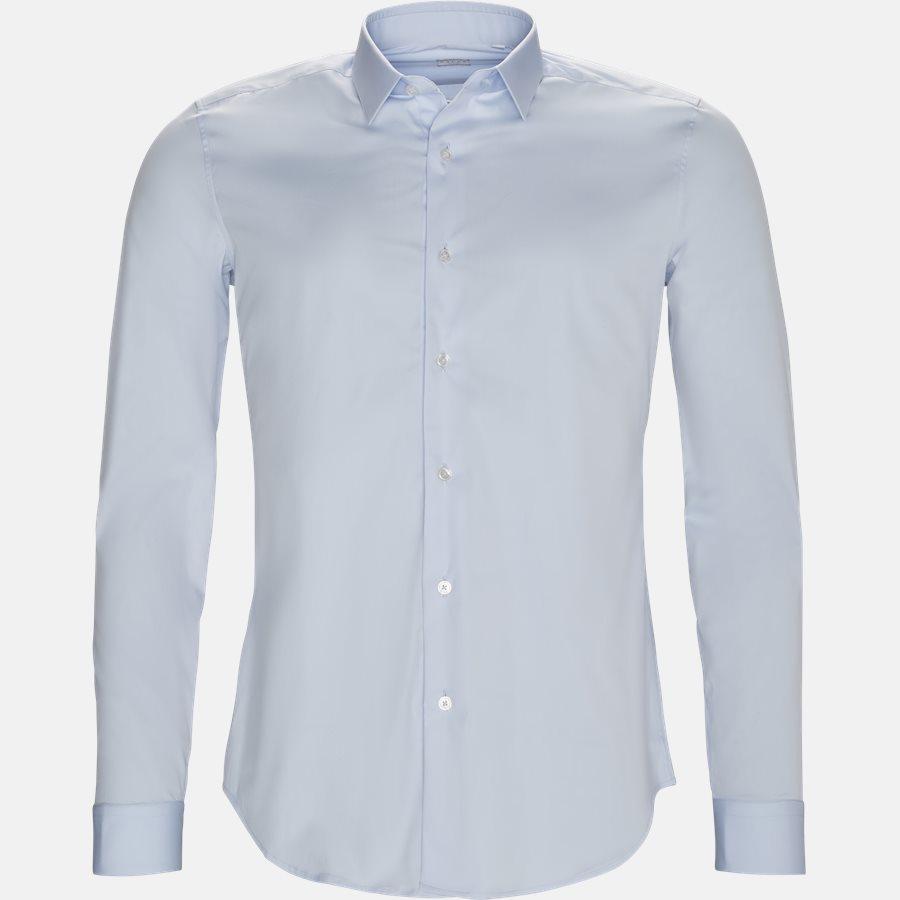 16125 661ML NY - 16125 661ML NY skjorte - Skjorter - L.BLUE - 1