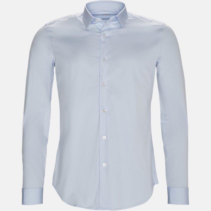 16125 661ML NY skjorte - Skjorter - Blå