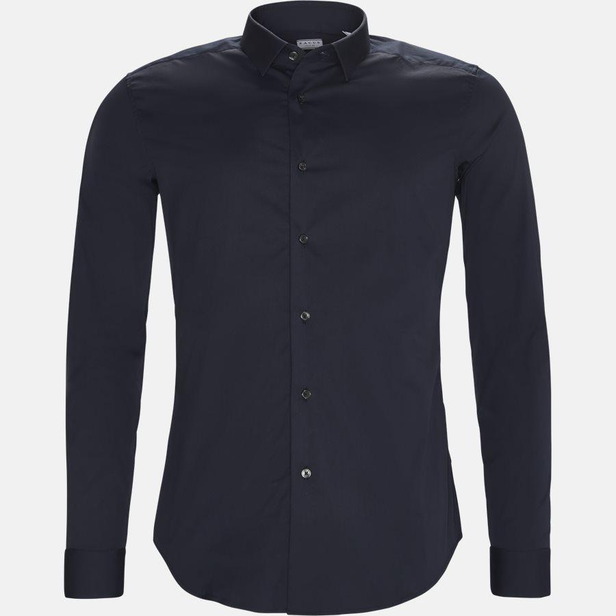 16125 661ML NY - 16125 661ML NY skjorte - Skjorter - NAVY - 1