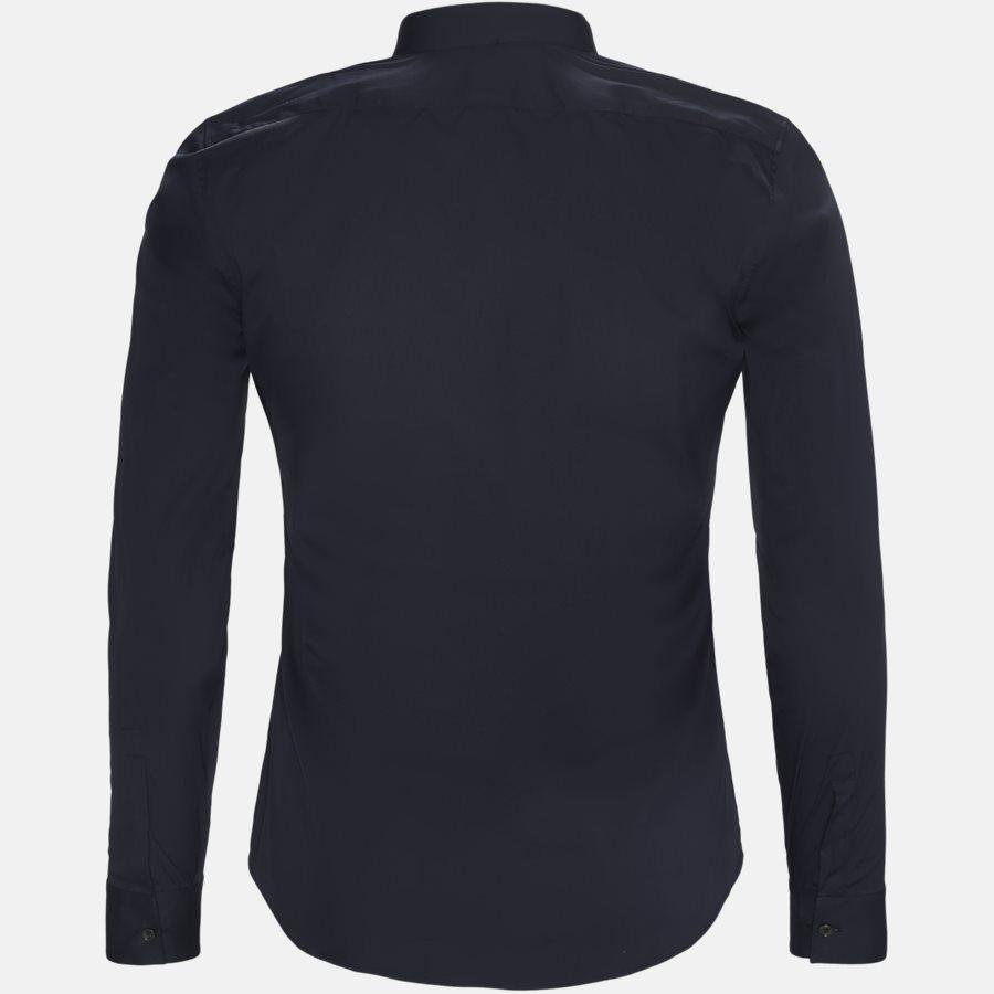 16125 661ML NY - 16125 661ML NY skjorte - Skjorter - NAVY - 2