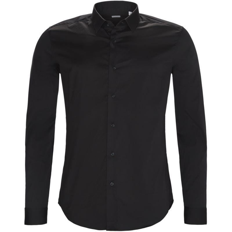 xacus Xacus 16125 661ml ny skjorte sort på axel.dk