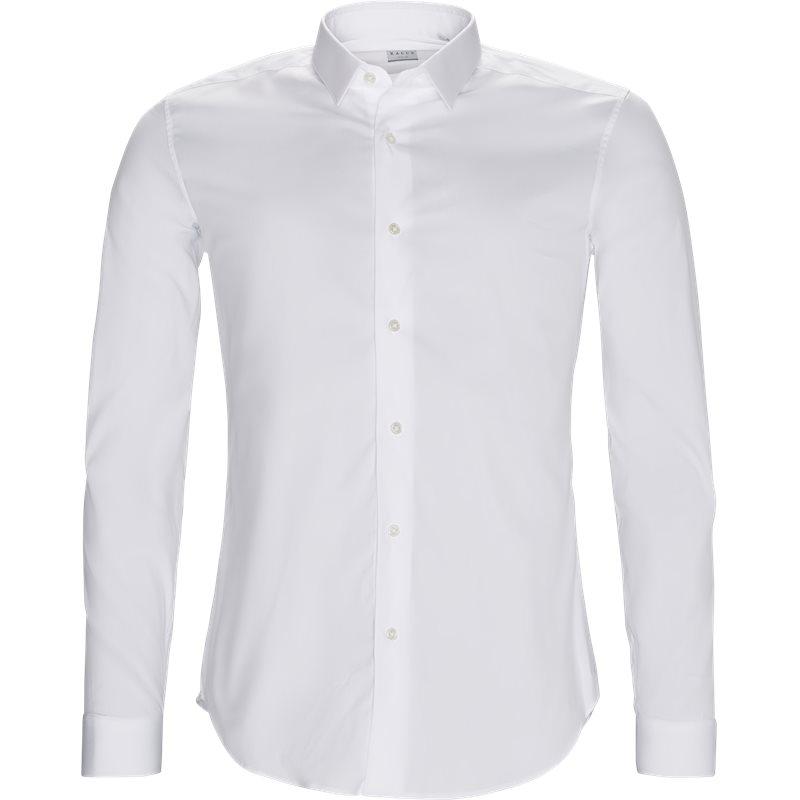 Billede af Xacus 16125 661ML NY skjorte White