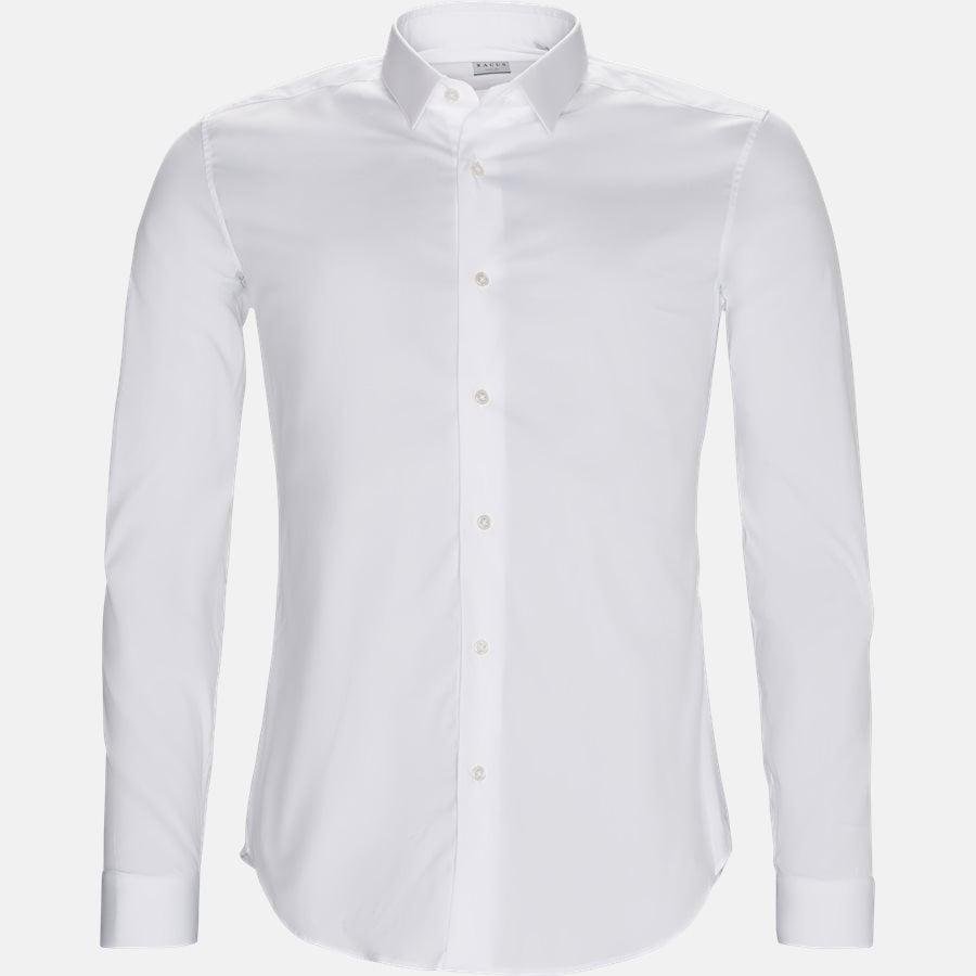 16125 661ML NY - 16125 661ML NY skjorte - Skjorter - WHITE - 1