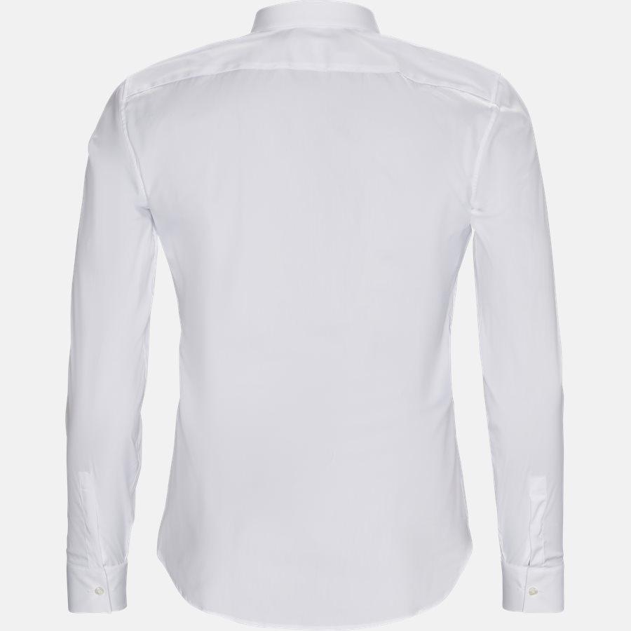 16125 661ML NY - 16125 661ML NY skjorte - Skjorter - WHITE - 2