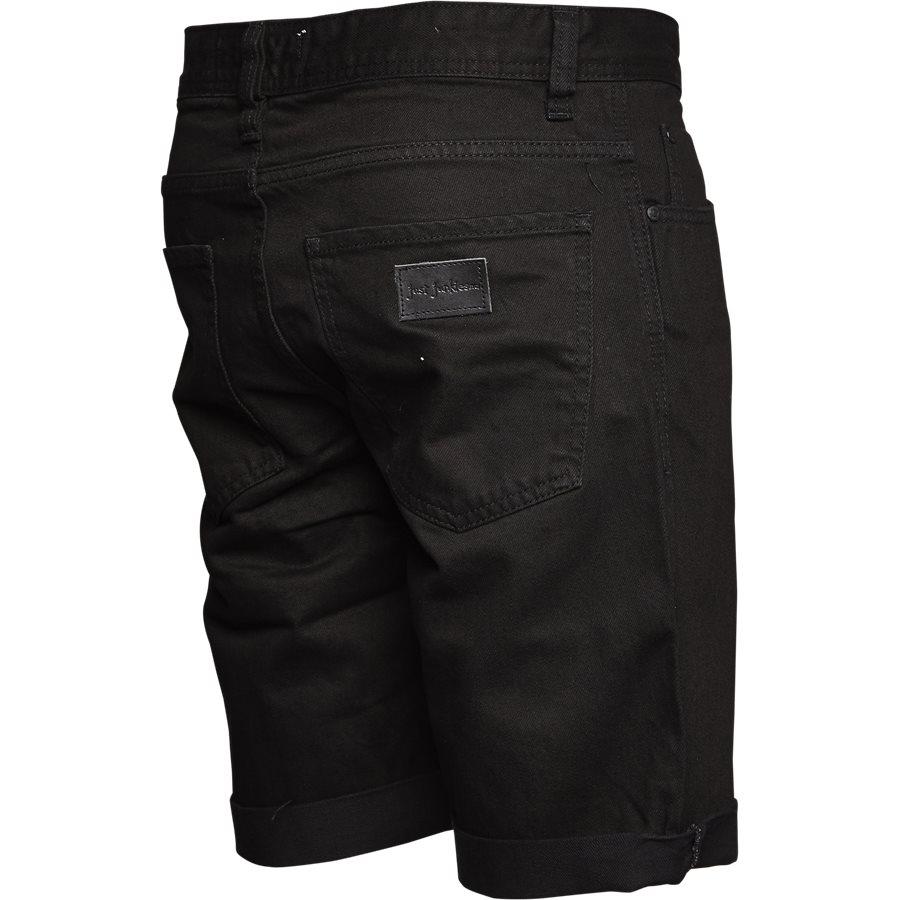 BLACK NIGHT MIKE-15 - BLACK NIGHT MIKE - Shorts - Regular - SORT - 2