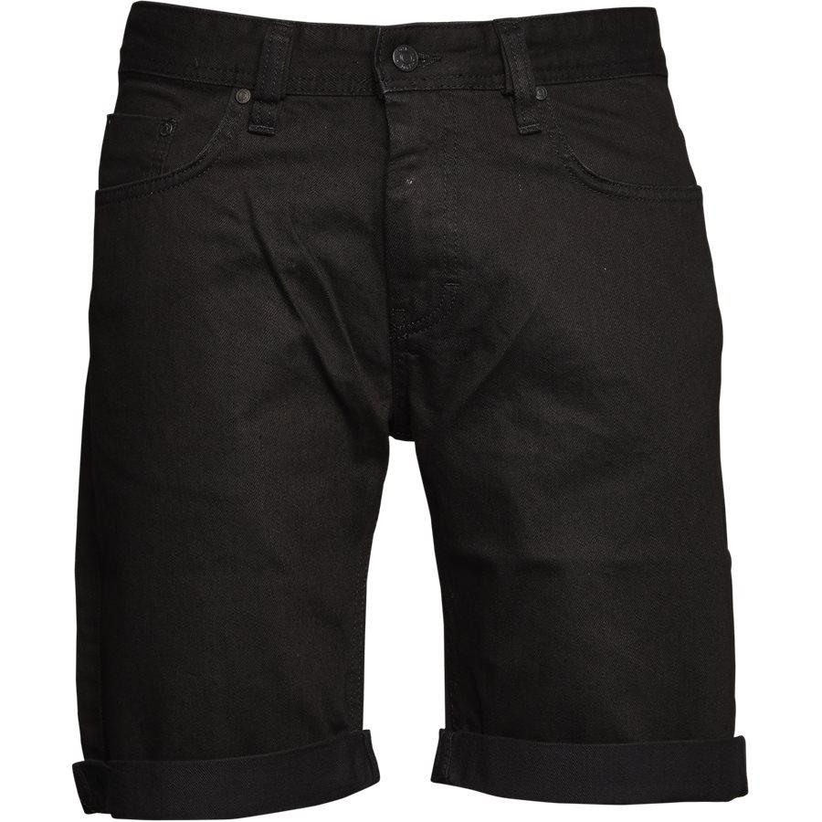 BLACK NIGHT MIKE-15 - BLACK NIGHT MIKE - Shorts - Regular - SORT - 1
