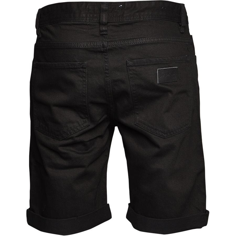 BLACK NIGHT MIKE-15 - BLACK NIGHT MIKE - Shorts - Regular - SORT - 3