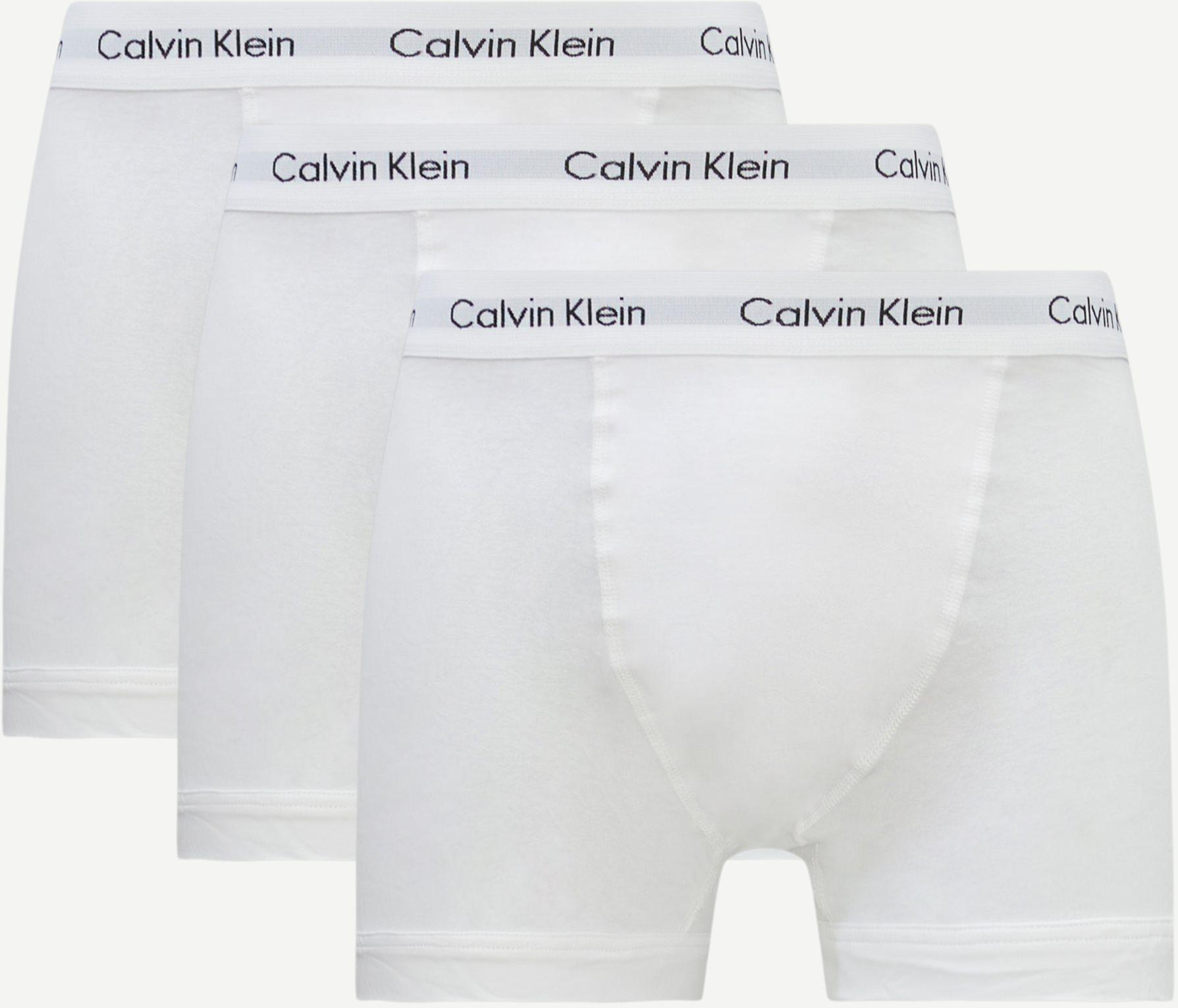 3-pack Tights - Underkläder - Regular fit - Vit