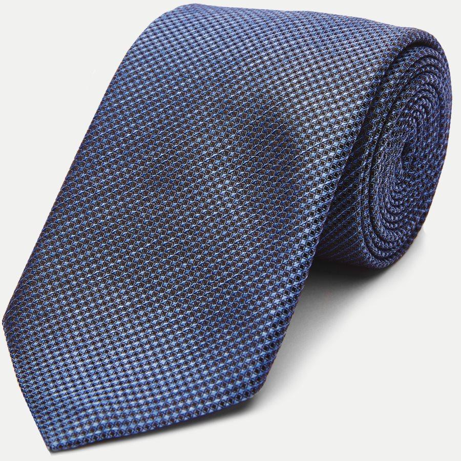 50286653 - Krawatten - BLÅ - 1