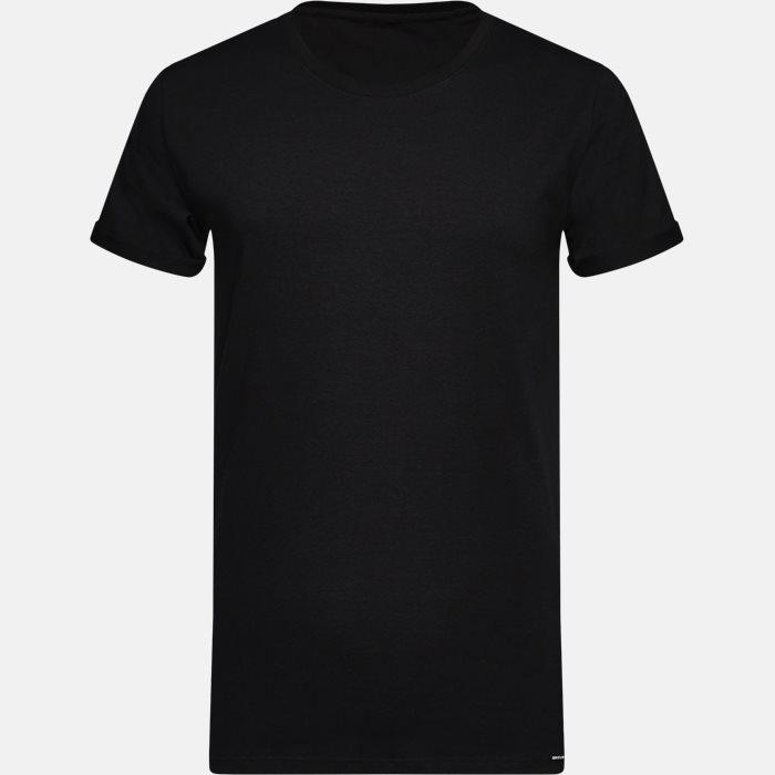 Basic T-shirt - T-shirts - Sort
