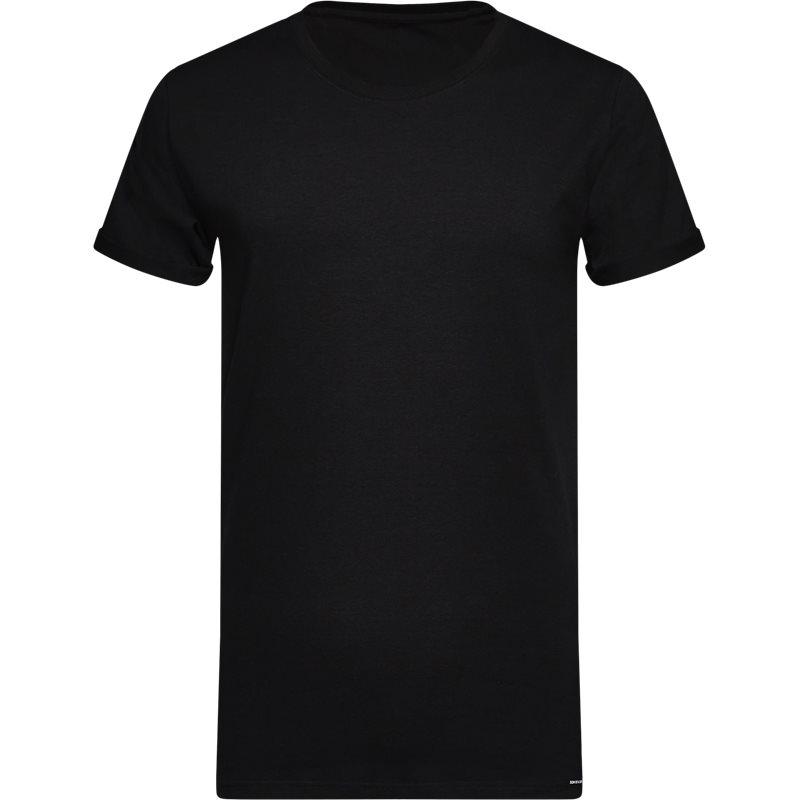 Billede af SON OF A TAILOR Basic T-shirt Black