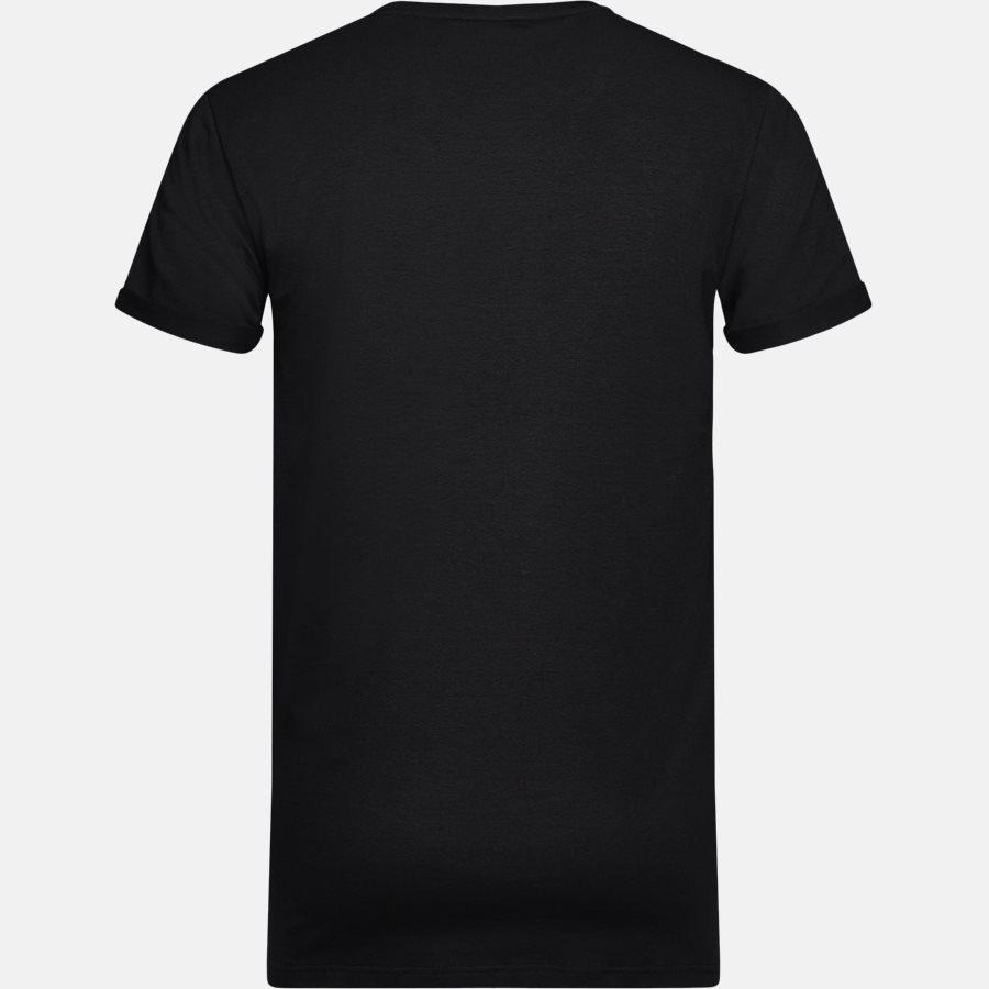 BASIC - Basic T-shirt - T-shirts - BLACK - 2