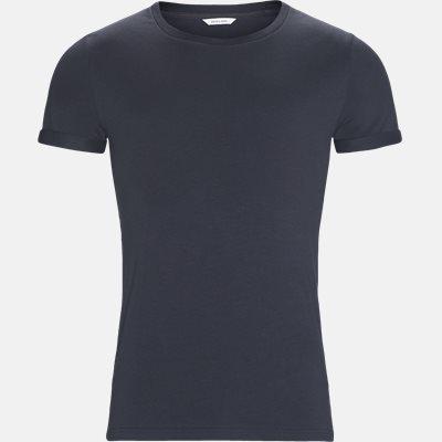 Basic T-shirt Basic T-shirt | Blå