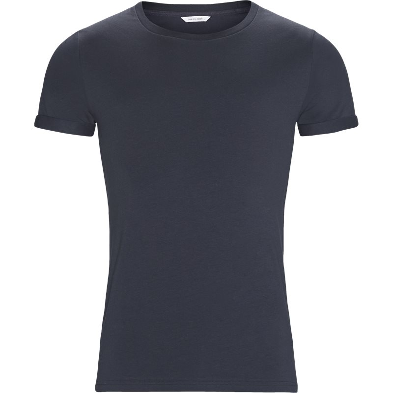 son of a tailor basic t-shirt navy fra son of a tailor