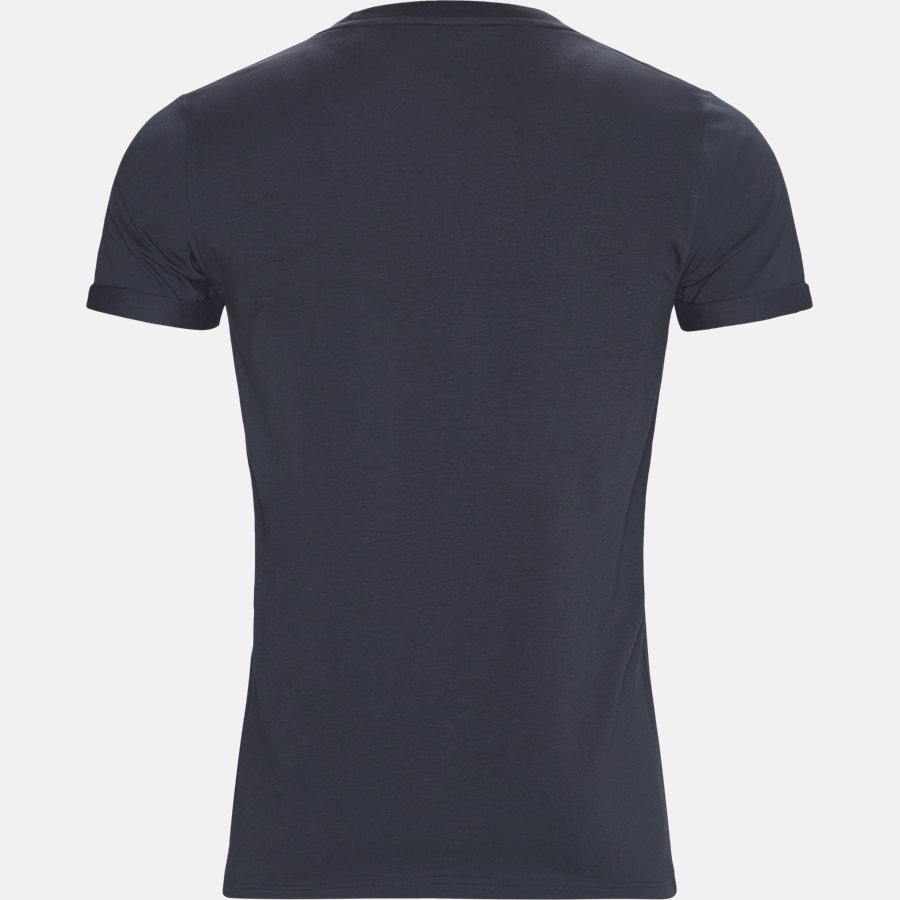 BASIC - Basic T-shirt - T-shirts - NAVY - 2