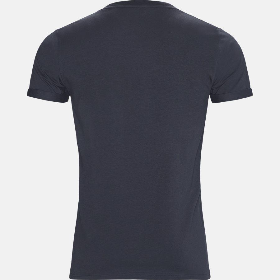 BASIC - Basic T-shirt - T-shirts - NAVY - 2