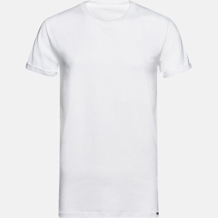 Basic T-shirt - T-shirts - Hvid
