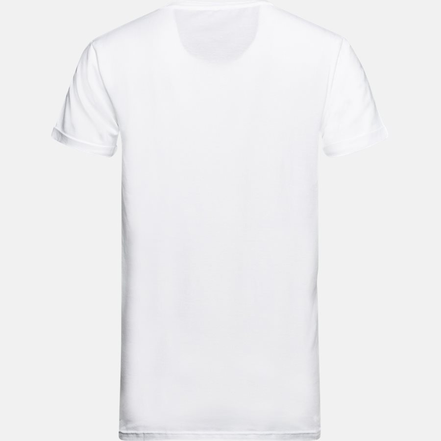 BASIC - Basic T-shirt - T-shirts - WHITE - 2