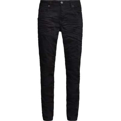 Straight fit | Jeans | Black