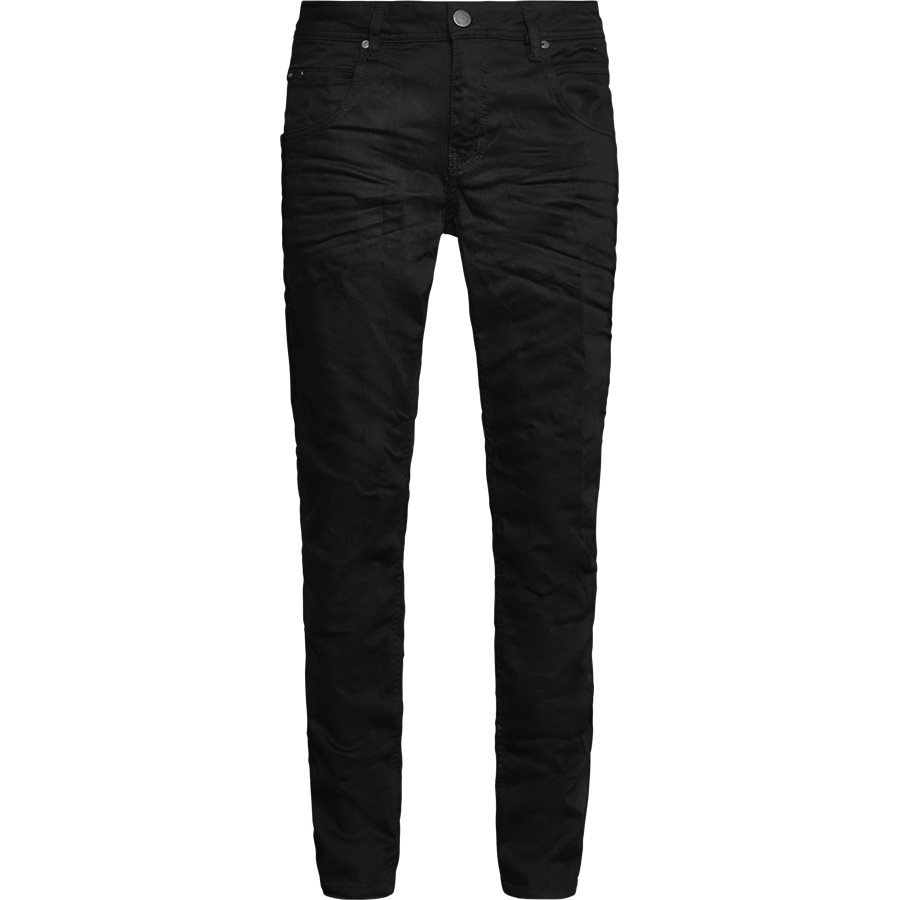 NERAK BLK NIGHT RS0775 - NERAK BLK NIGHT  - Jeans - Straight fit - SORT - 1