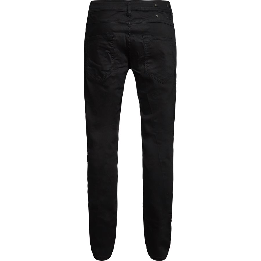 NERAK BLK NIGHT RS0775 - NERAK BLK NIGHT  - Jeans - Straight fit - SORT - 3
