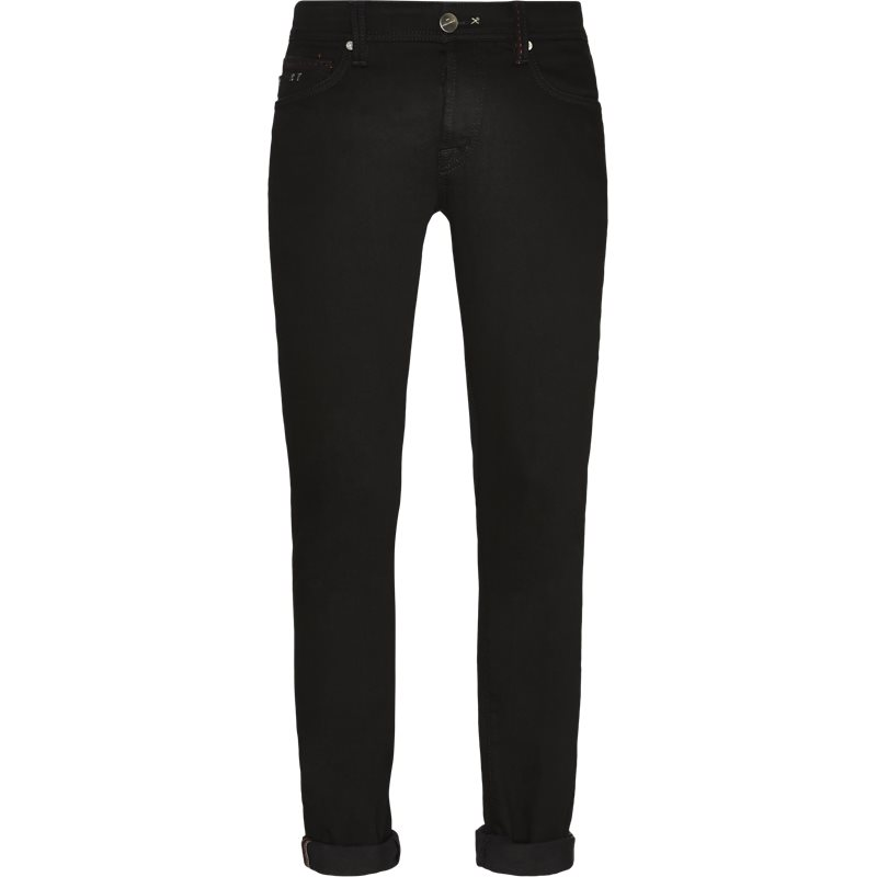 Sartoria tramarossa moon b leonardo jeans black fra sartoria tramarossa fra axel.dk