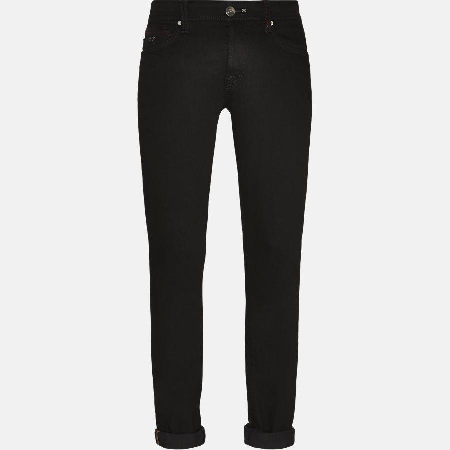 1MOON B LEONARDO - MOON B LEONARDO jeans - Jeans - BLACK - 1