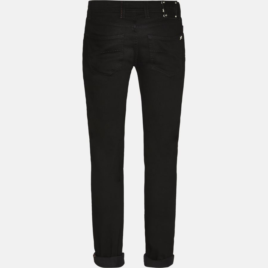 1MOON B LEONARDO - MOON B LEONARDO jeans - Jeans - BLACK - 2