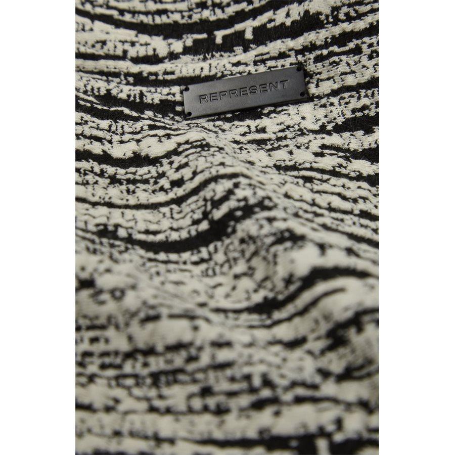 YOHAN SHORT SWEATER - YOHAN SHORT SWEATER - Sweatshirts - Regular - GREY - 4