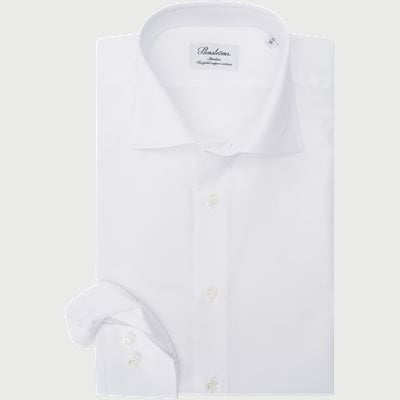 Slim | Shirts | White