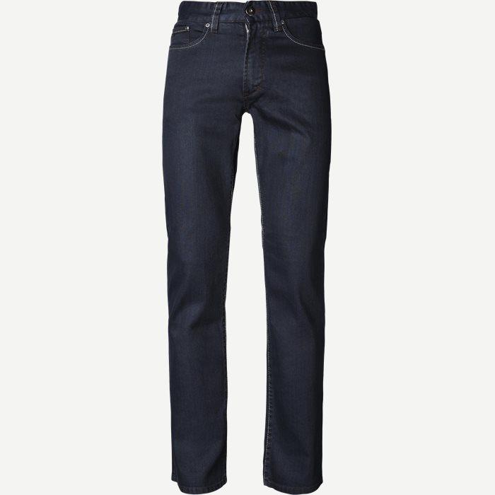 Jeans - Jeans - Regular - Sort