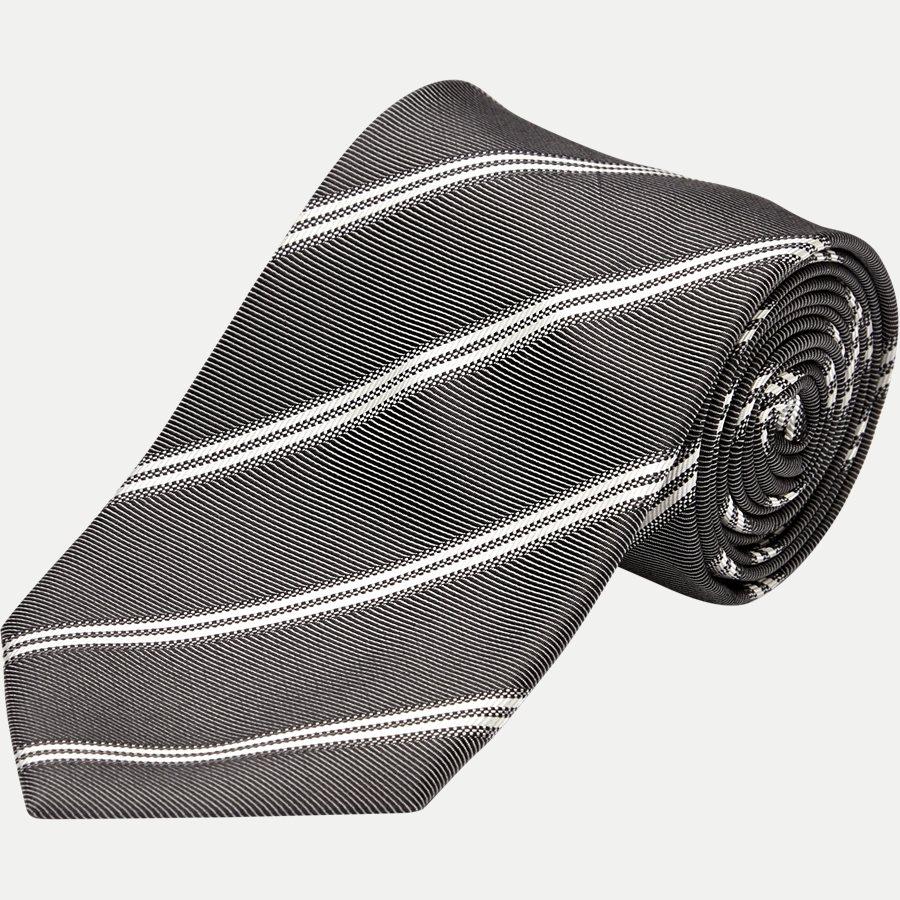 50299319 - Krawatten - SORT - 1