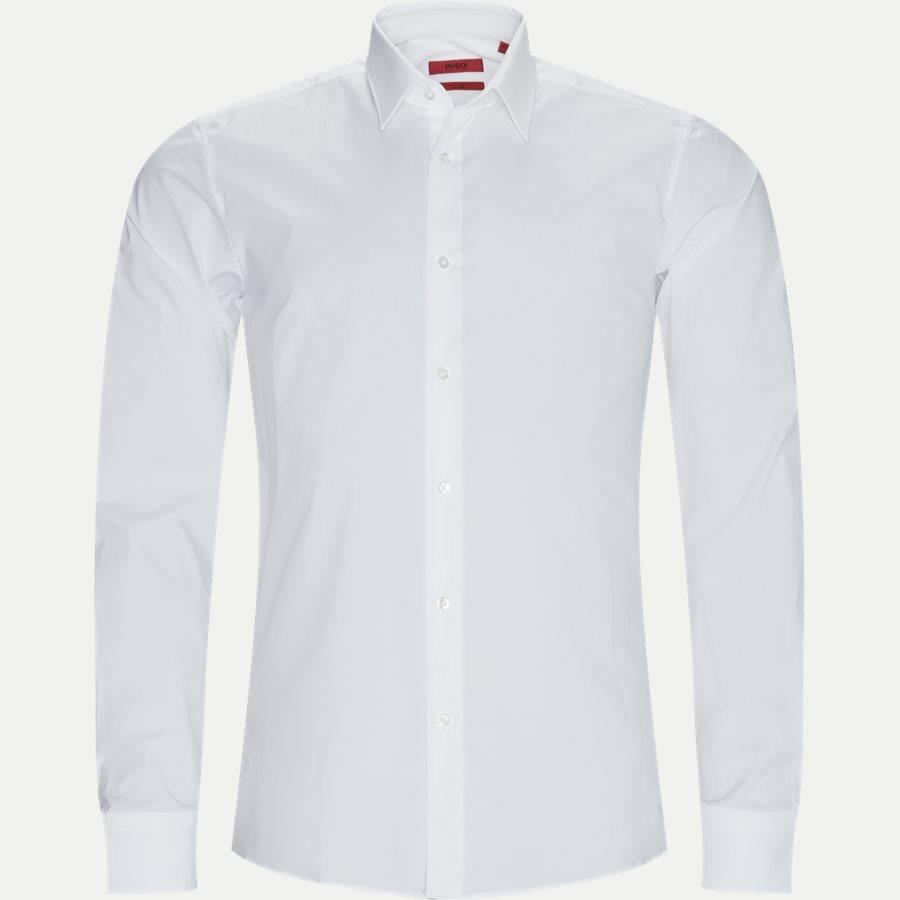 50289618 - Elisha Skjorte - Skjorter - Ekstra slim fit - HVID - 1