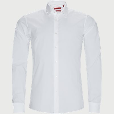 Ekstra slim fit | Shirts | White
