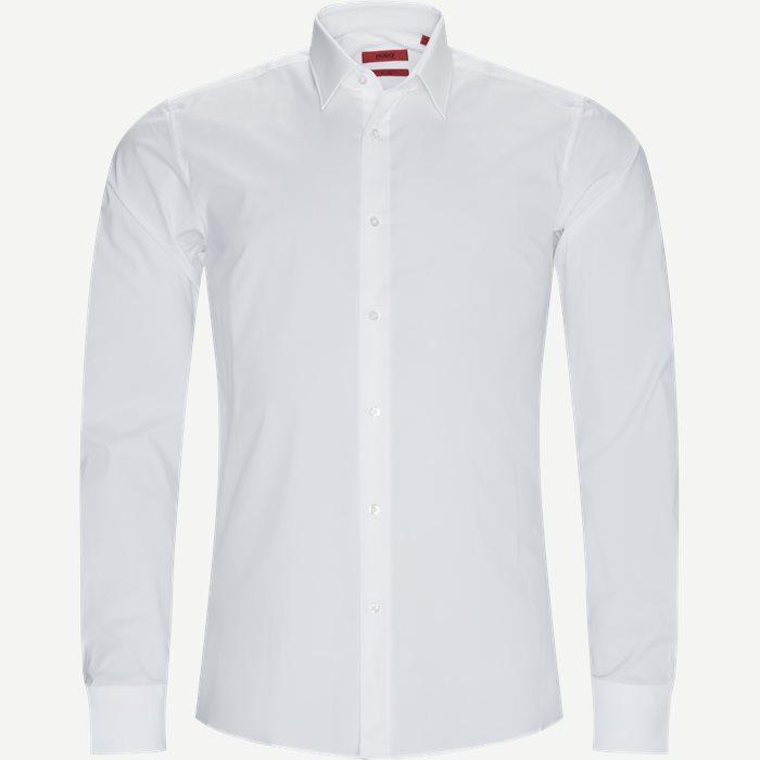 Elisha Skjorte - Skjorter - Ekstra slim fit - Hvid