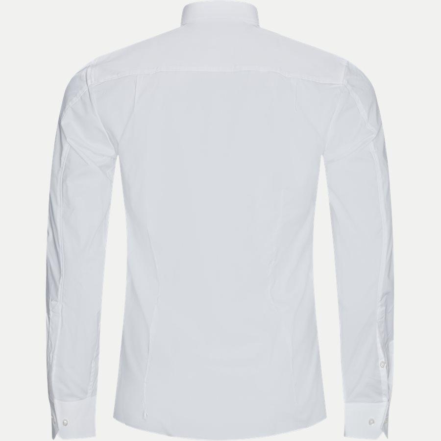 50289618 - Elisha Skjorte - Skjorter - Ekstra slim fit - HVID - 2