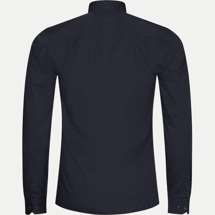 50289618 - Elisha Skjorte - Skjorter - Ekstra slim fit - NAVY - 2