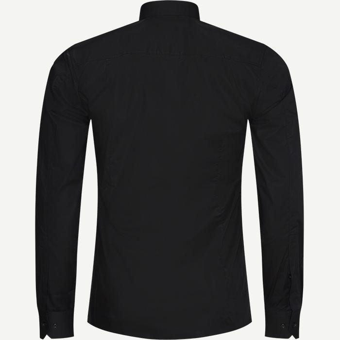 Elisha Skjorte - Skjorter - Ekstra slim fit - Sort