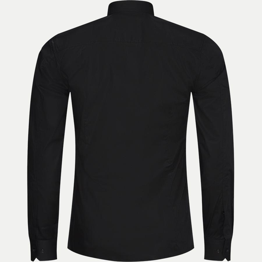50289618 - Elisha Skjorte - Skjorter - Ekstra slim fit - SORT - 1