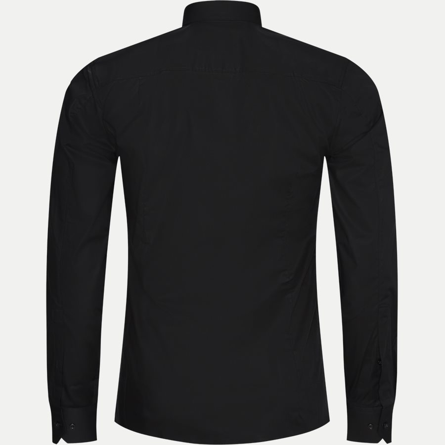 50289618 - Elisha Skjorte - Skjorter - Ekstra slim fit - SORT - 2