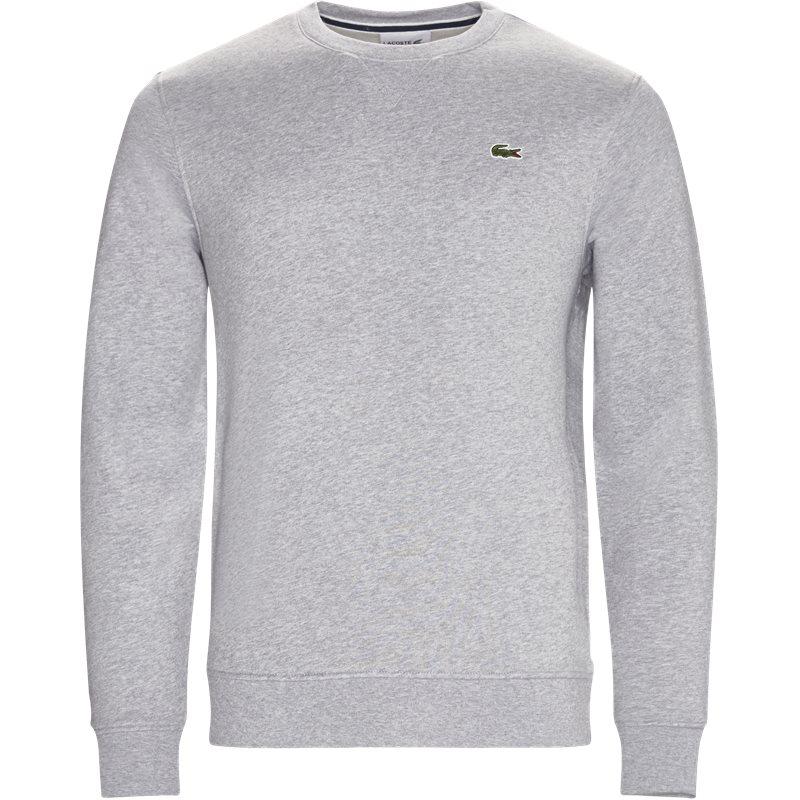 lacoste Lacoste - crew neck sweatshirt fra kaufmann.dk