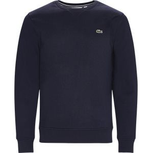 Crew Neck Sweatshirt Regular | Crew Neck Sweatshirt | Blå