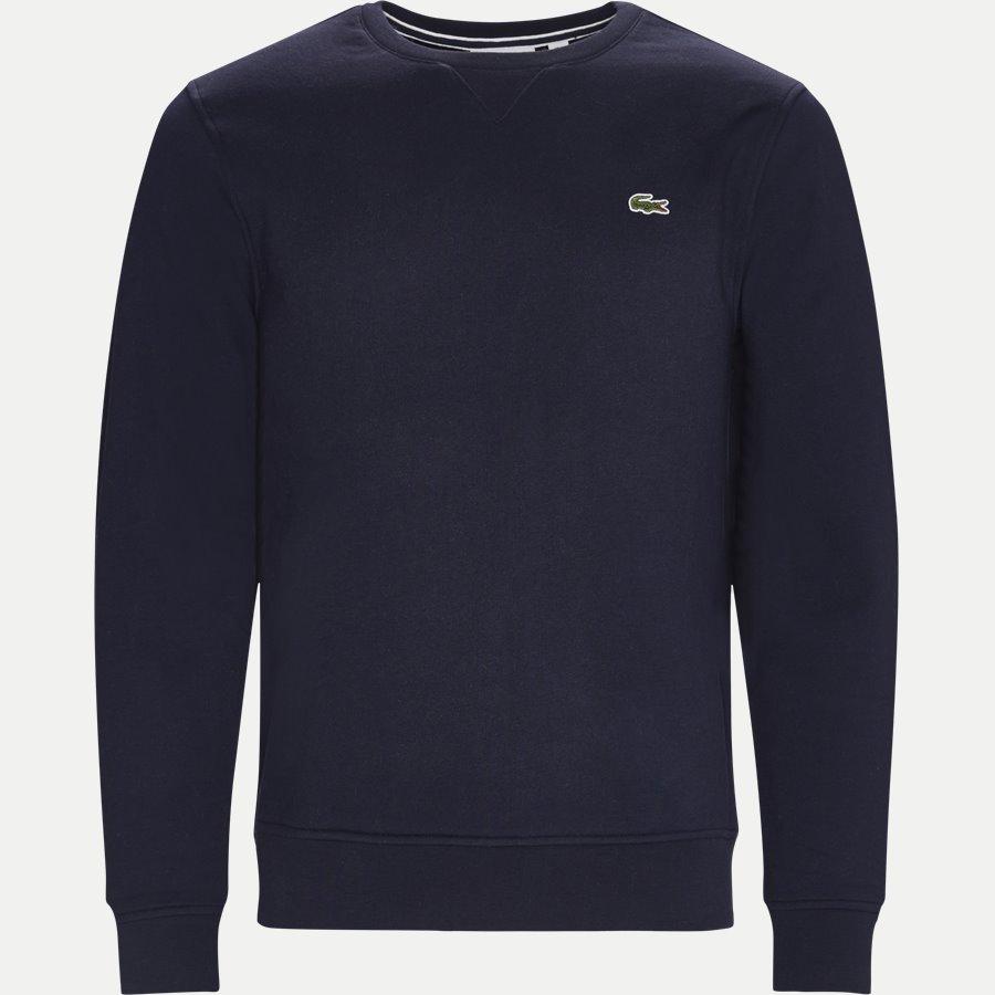 SH7613 - Crew Neck Sweatshirt - Sweatshirts - Regular - NAVY - 1