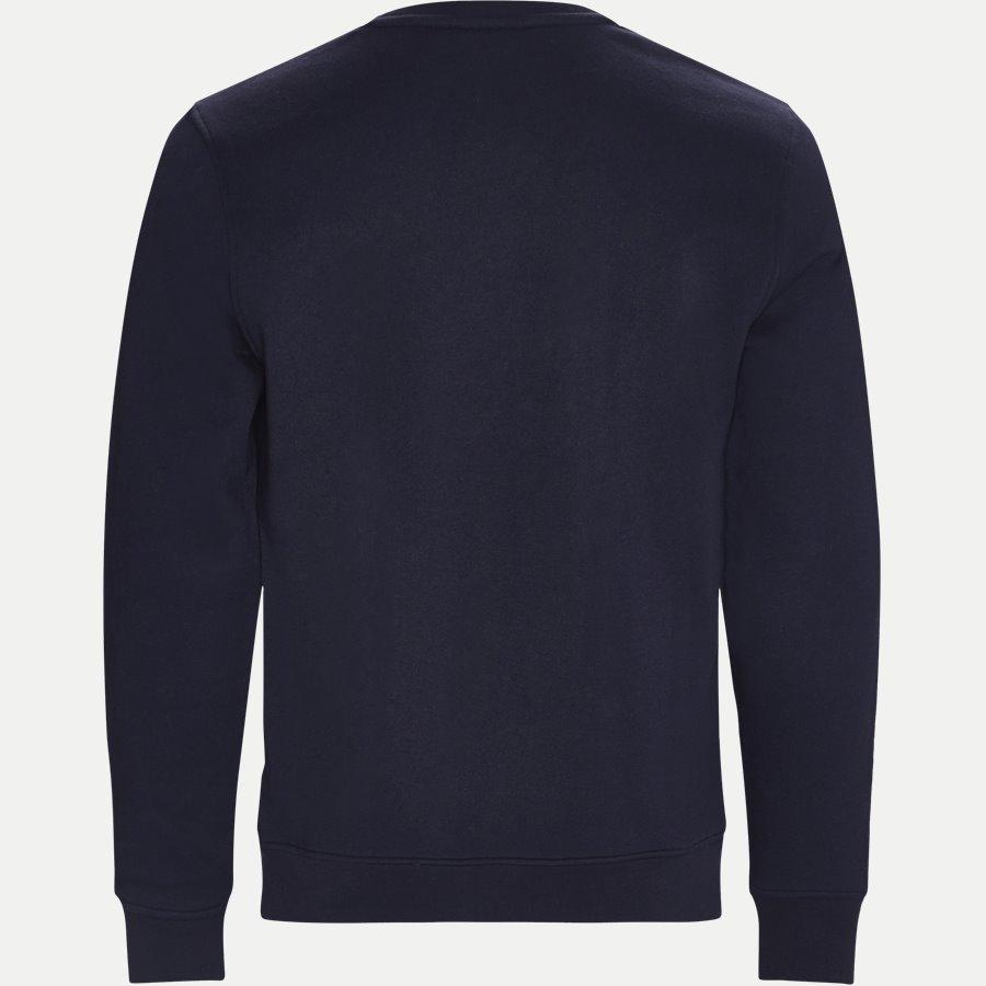 SH7613 - Crew Neck Sweatshirt - Sweatshirts - Regular - NAVY - 2