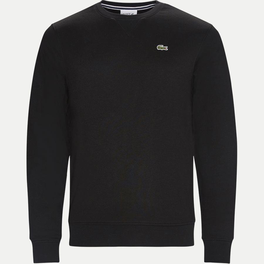 SH7613 - Crew Neck Sweatshirt - Sweatshirts - Regular - SORT - 1